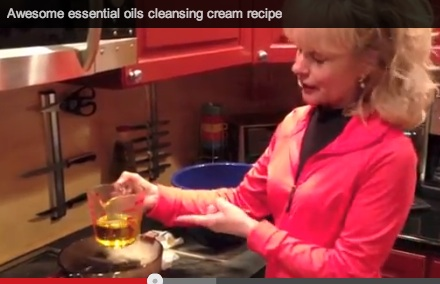 Discover how to make your own cleansing cream with Elgielene, your source for essential oils in Denver.
