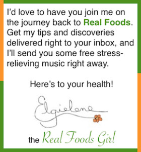 Join Elgielene's-Real Foods Girl Email